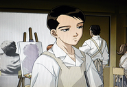 Kaname painting