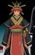 One of yoko's attires