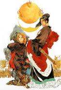 Shoryu & Enki