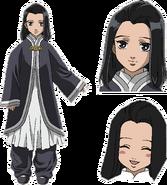 Taiki as a child
