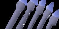 Sapphire bolts