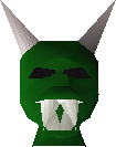 File:Green halloween mask detail.png