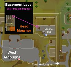 Mourner Tunnels