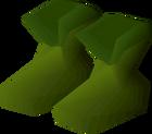 Ranger boots detail