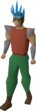 Expert ogre dragon archer hat equipped.png