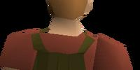 Fremennik brown cloak
