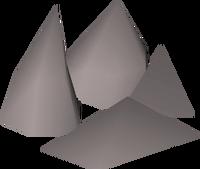 Tin rock