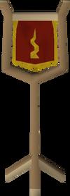 Guthix symbol built
