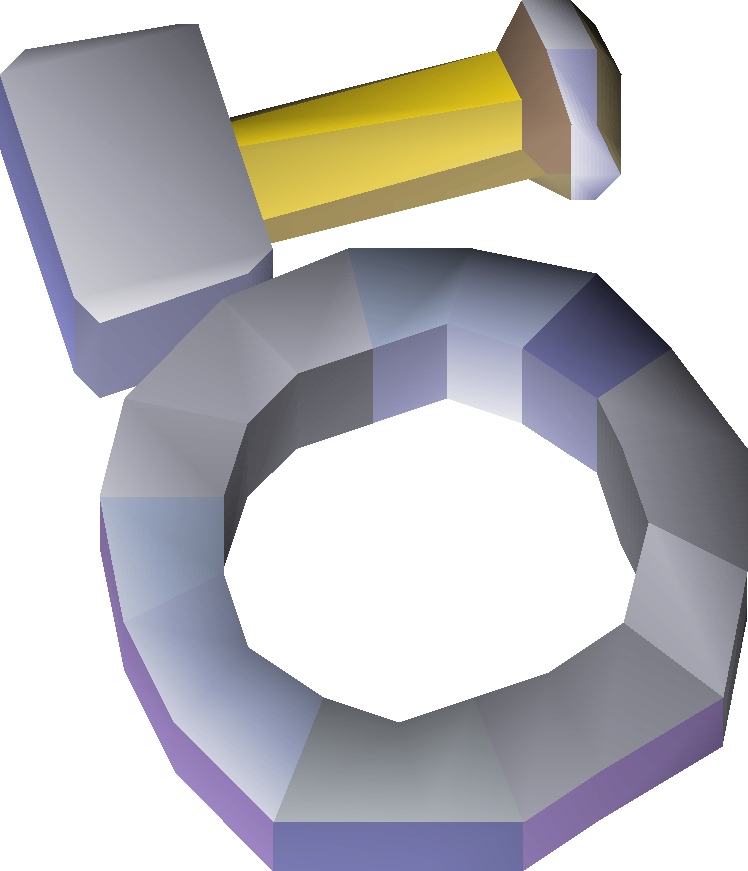Berserker ring detail