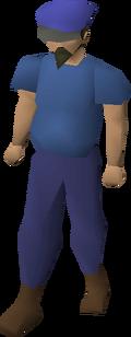 Captain Tobias