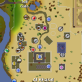 Al-Kharid General Store location.png