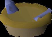 Fish pie detail
