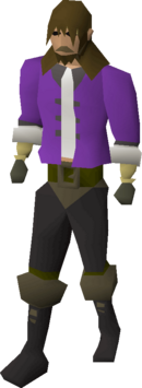 Barrows gloves equipped