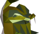 Serpentine helm