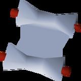 Radimus notes (incomplete) detail