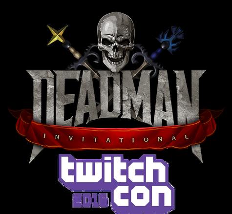 Deadman Invitational III - Live from TwitchCon! (1)