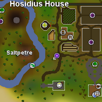 POH location - Great Kourend