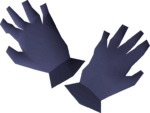 Mithril gloves detail