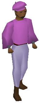 Silk merchant
