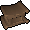 Mahogany fancy dress box icon