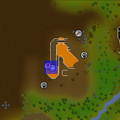 Mage of Zamorak (Ourania) location.png