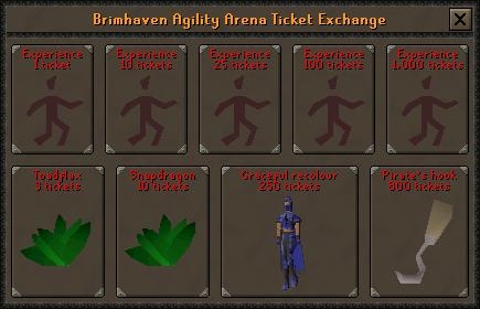 Agility Ticket Exchange