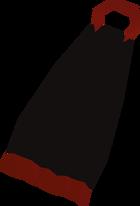 Zamorak cape detail