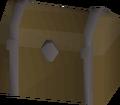 Casket (Pirate's Treasure) detail
