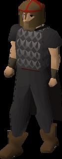 King Arthur disguised
