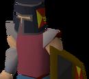 Black shield (h4)