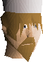 Chef's hat chathead