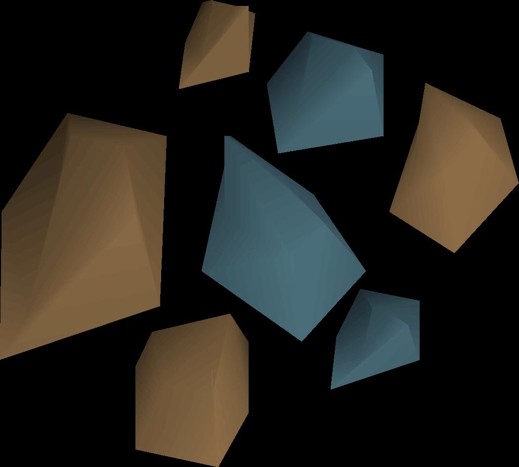 Runite ore detail