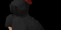 Rune heraldic helm (Zamorak)