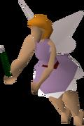 Fairy shop keeper