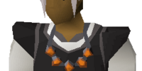 Zenyte necklace