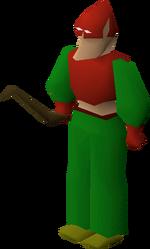 Commander Montai