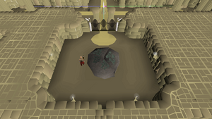 Death Altar outside