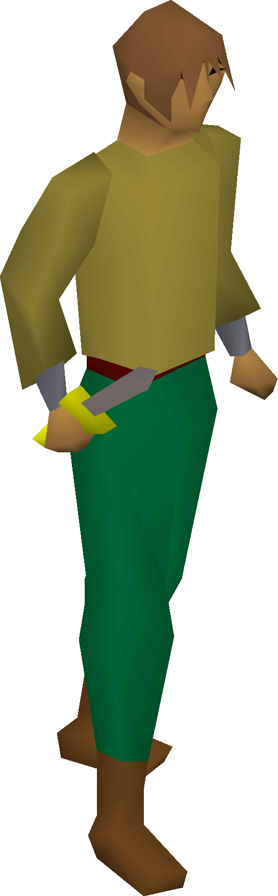 File:Steel dagger equipped.png