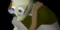 Goblin scribe