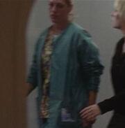 3x24- nurse escorting Kim Bauer
