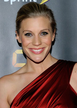 24- Katee Sackhoff at Season 8 event