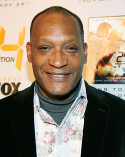 Tony Todd 24 Redemption premiere