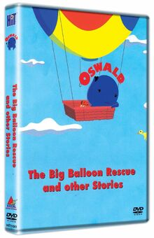 Oswald The Big Balloon Rescue And Other Stories DVD