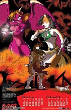 Draconia history 2003 01