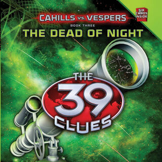 Book 3: The Dead of Night