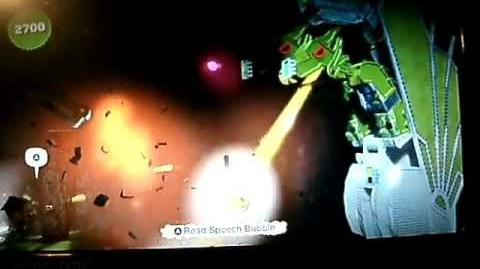LBP Godzilla Pt.6 (Mecha-King Ghidorah) The All-Out Attack 3 3