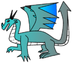 Medieval Dragon Adult