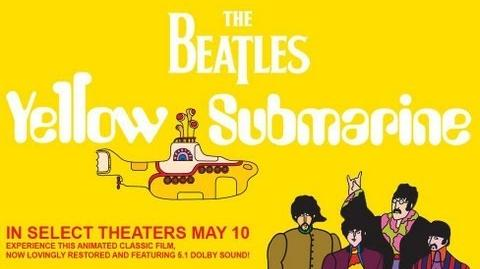 Yellow Submarine Movie Trailer (The Beatles)