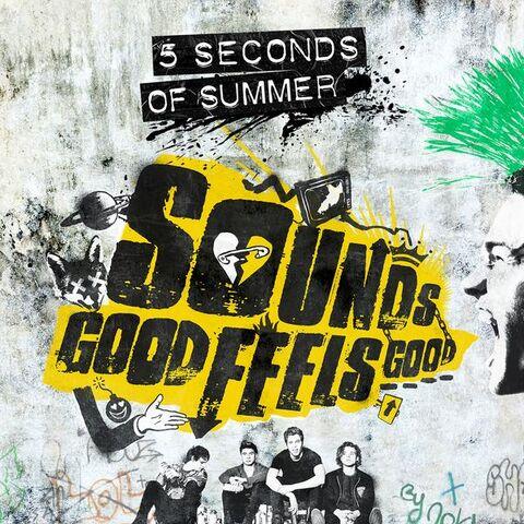 File:5 Seconds of Summer - Sounds Good Feels Good.jpg