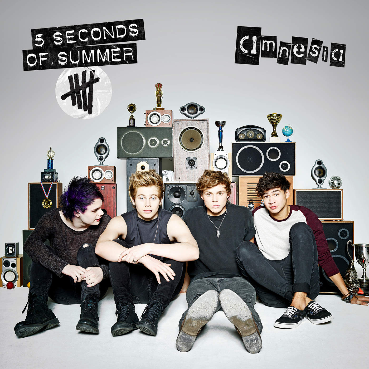 She Looks So Perfect Ep Cover